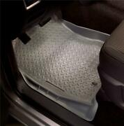 Husky Liners For 05-12 Nissan Frontier/titan Crew Cab Classic Style 2nd Row Blac