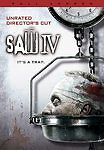 Saw Iv Horror Tobin Bell Watch For Halloween Full Screen Unrated Directors Cut