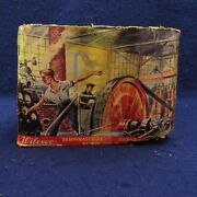 Original Wilesco D5 Live Steam Engine Box Only - See Pics