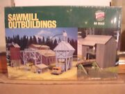 Walthers 3144 Sawmill Out-buildings - Building Kit H.o.scale 1/87