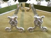 Vintage French Silverplate 12 Knife Rests Christofle Shells Coquilles And Boxes