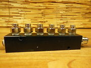 Misters Unlimited Manifold Assembly 6 X 1 Aluminum Tm6