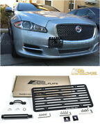 Eos Full Sized Front Tow Hook License Plate Bracket For 10-16 Jaguar Xj X351