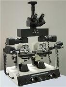 Bullet Metallurgical Microscope And Medical Comparison W Live Camera