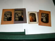 5192,schray And Riem Families Real Photo Postcard Lot,+tintypes,akron Oh