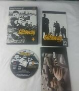 Getaway Ps2 Playstation 2 Video Game Complete In Case
