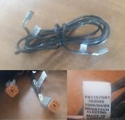 New Omc / Brp 15ft I-command Data Harness And Connectors 763349 763356 763545