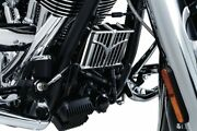 Kuryakyn Chrome Oil Cooler Cover For 2014-2017 Indian Motorcycles Ex Scout 5640