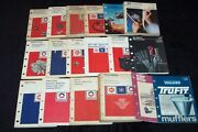 Complete Set Ac Delco Parts Catalog 1950and039s To 1980and039s 18 Catalogs