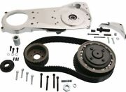 Bdl 2 Open Belt Drive Kit Ss-2 W/o Covers Harley 1990-06 Softail 1120-0082