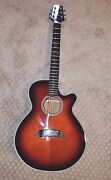 Perfect Christmas Gift - Vintage Takamine Electric Acoustic Guitar