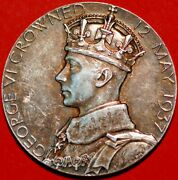 George Iv Crowned 12 May 1937 And Queen Elizabeth Oficial Coronation Royal R425