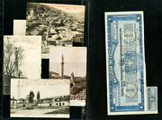 Greece Post Cards 5x Early Old Time Over 100 Years Old