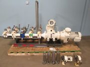 Perfume Metering System W/6 Mineral Oil Skid 2 High Efficiency And 2 Primary Pumps
