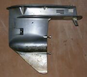 Dq8a9941 2005 Yamaha 50 Hp 50tlrd Lower Casing Pn 63d-45301-03-4d Fit 2001-2006+