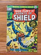 Nick Fury And His Agents Of Shield 1 Marvel Comics 1973