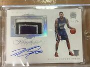 2016 Flawless Willie Cauley Stein Rpa 1/1 Sick Patch Kentucky Alums