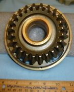 Lycoming P/n 74615 Gear Assembly Accessary Drive Aviation / Aircraft