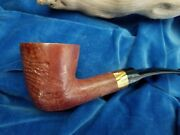 Never Smoked Antique Rare Israel Made Dialite Air Cooled Pipe Virgin Survivor
