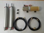 1953 1954 Chevrolet Convertible Hydraulic System In 12 V Cylinders Pump Hoses