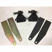 Sbc Small Block Chevy Solid Engine Motor Mounts 283 327 350 400 Offroad Racing