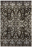 Contemporary Rug Wool And Silk - 6and039 X 9and039