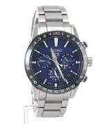 Seiko Astron Sbxc015 Menand039s Watch 3rd Generation Gps Solar 2019 New In Box