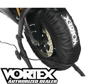 Vortex Tire Warmers 120 180/200 Front/rear Tires Motorcycle Track Day Tw101