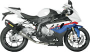 Akrapovic S-b10r1-rc Full System Race Exhaust Steel Carbon Fiber 10-14 S1000rr