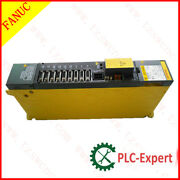Used Fanuc Drives A06b-6096-h204 Tested In Excellent Condition Works Well