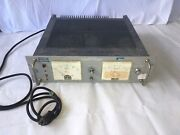 Vintage Nasa Harrison Labs 809a Regulated Dc Power Supply