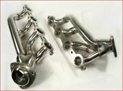 S/s Obx Performance Header For 02 To 08 Gmc Chevy Truck Suv 4.8l 5.3l 6.0l 6.2l