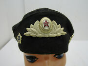 Old Russian Military Hat 54 Russian Military Sailor Pins