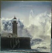 David Crosby Signed The Lighthouse 12 Lp
