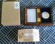 2013 Famous Ships That Never Sailed The Demeter 1oz Silver Proof Coin Perth Mint