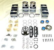 Wsm Johnson / Evinrude 150-200 Hp V6 E-tec Rebuild Kit 100-131-20 - 5007541