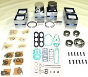 Mercury 150-200 Hp 2.5l Top Guided Rebuild Kit - .020 Size Only 100-20-12