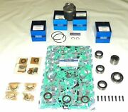Wsm Chrysler Force 120 Hp And03991-and03994 Rebuild Kit Bottom Guided 100-205-40 700-819