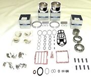 Johnson / Evinrude 115 Hp V4 E-tec Rebuild Kit 100-131-12 - .020 Size Only