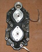 2000 Evinrude Ficht 90 Hp Stbd Cylinder Head Assy Pn 5001258 Fits 2000