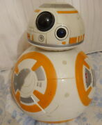 Star Wars Droid -bb8 With Sounds And Moving Not Lego- Collectible