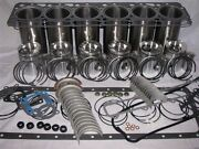 Aftermarket Inframe Kit For / To Fit Cummins N14 Engines To Match Oe Pistons