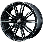 Weds Sa-54r 17x7.0j +43 4x100 Wheels Rims Made In Japan For Mazda Mx-5 Set Of 4