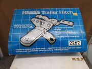 Reese Trailer Hitch 2262 Ideal For Most Single Axle Trailers