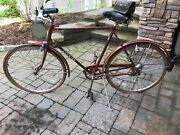 Vintage Andnbspschwinn Bike 1976 3 Speed With All The Bells And Whistles. Its A Rare 1
