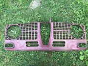 1967 Saab 96 Grille Shell / Housing Nose
