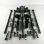 Stage2 Parallel Rear Suspension Four 4 Link Kit For 55-64 Gm Full Size
