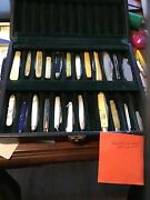 Remington Knife Collection