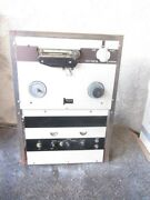 Rca Mi 38130 Vacuum Tube Amplifier And Reel Dual Track Student Amplifier