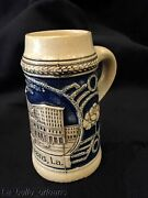 Early 1900and039s New Orleans Souvenir Stein. New St.charles Hotel. Must See . L@@k
